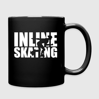Inline skating - Full Color Mug