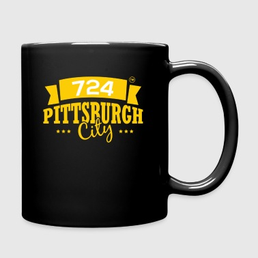 724 PITTSBURGH CITY - Full Color Mug