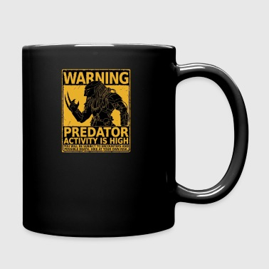 Predator activity is high - Full Color Mug