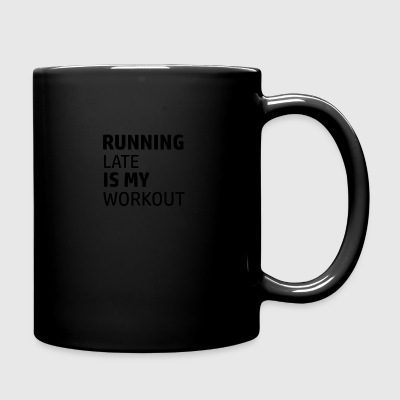 Funny workout designs - Full Color Mug
