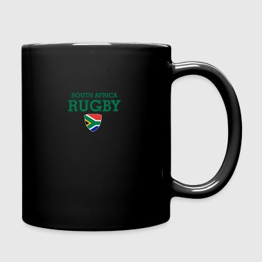 south african flag design - Full Color Mug