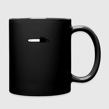 Chain saw - Full Color Mug