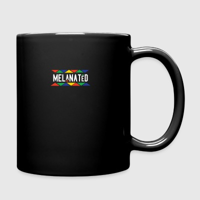 Melanated - Full Color Mug