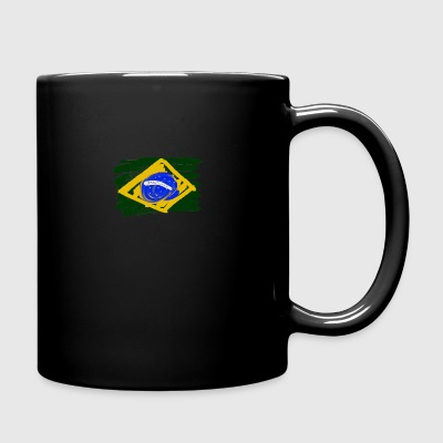 Brazilian Flag - Full Color Mug