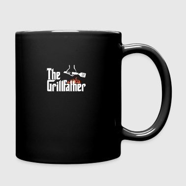 The Grillfather - Full Color Mug