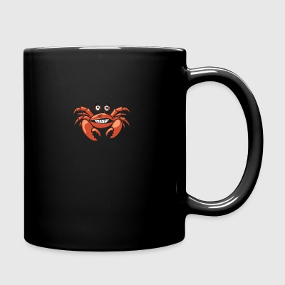 Funny crab comic style - Full Color Mug