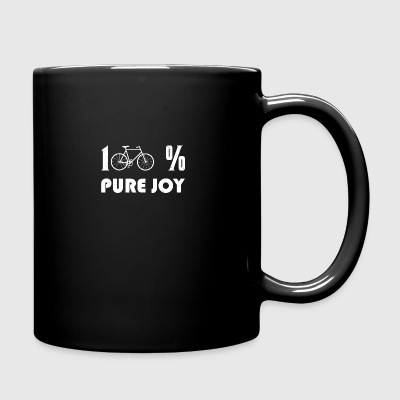 100 % Pure Joy - Full Color Mug