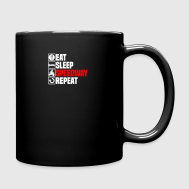 Eat Sleep Speedway - Full Color Mug