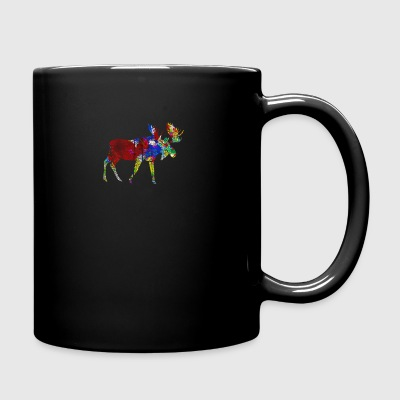 Moose Tee Shirt - Full Color Mug