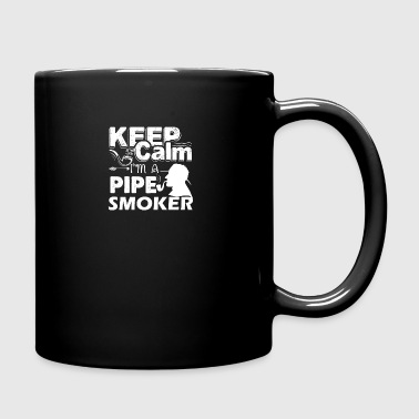 Pipe Smoker Shirt - Full Color Mug