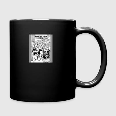 Gangster Genre - by Fanitsa Petrou - Full Color Mug
