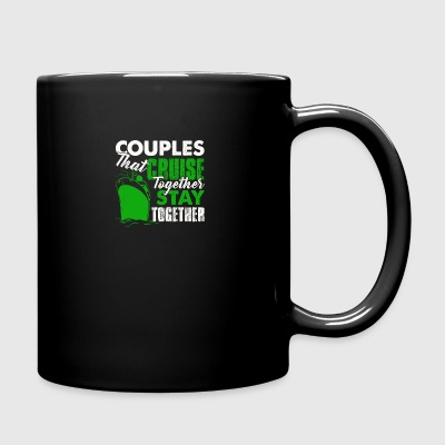 Couples Cruise Together Shirt - Full Color Mug