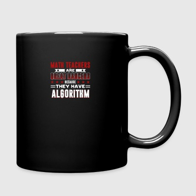 Math Teachers Shirt - Full Color Mug