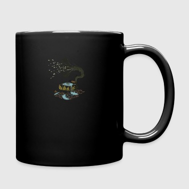 Flora Phonograph - Full Color Mug
