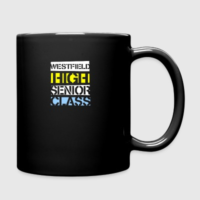 WESTFIELD HIGH SENIOR CLASS - Full Color Mug