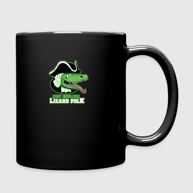 New England Lizardfolk - Full Color Mug
