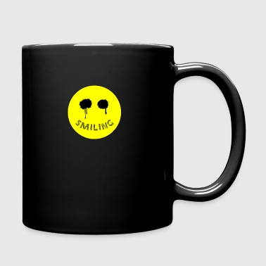 Smiling - Full Color Mug