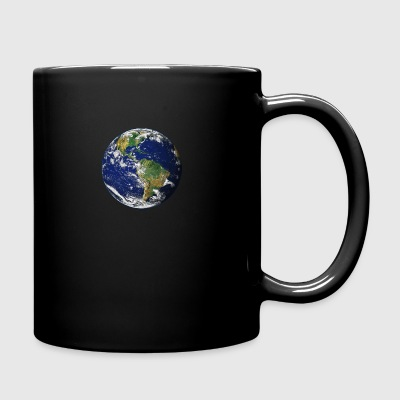 Planet Earth - Full Color Mug