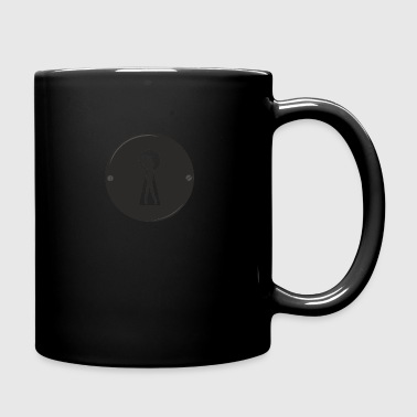 voyeur - Full Color Mug