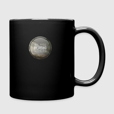 rise by lifting others - Full Color Mug