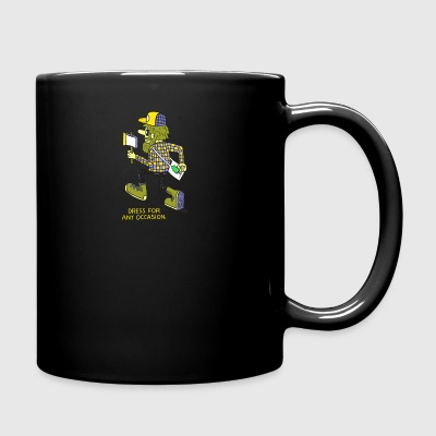 Dress for any occasion - Full Color Mug
