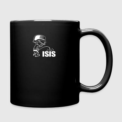 Pee On Isis Decal Look - Full Color Mug