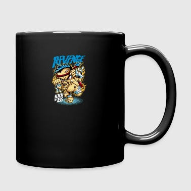 KICK MY ASS - Full Color Mug