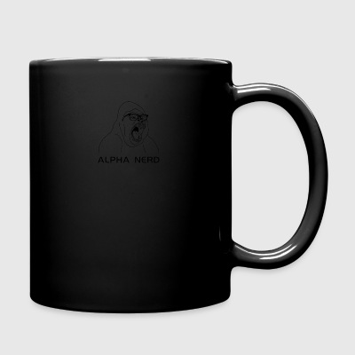Alpha Nerd - Full Color Mug