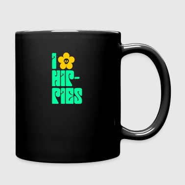 Hippies Retro - Full Color Mug
