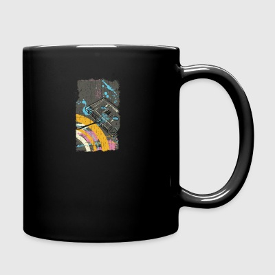 CASsETTE - Full Color Mug