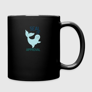 seal of approval - Full Color Mug