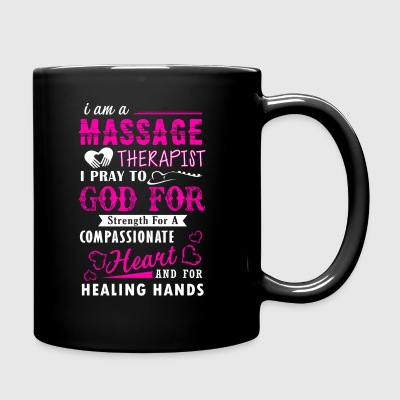 Massage Therapist Shirt - Full Color Mug