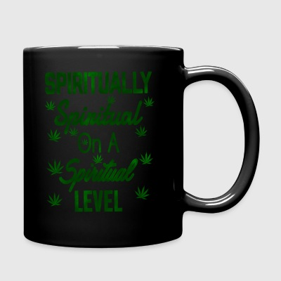Spiritually Spiritual on a Spiritual Level - Full Color Mug