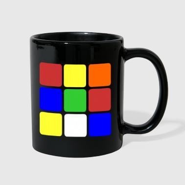 cubers - Full Color Mug