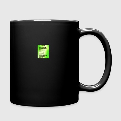 Godly - Full Color Mug