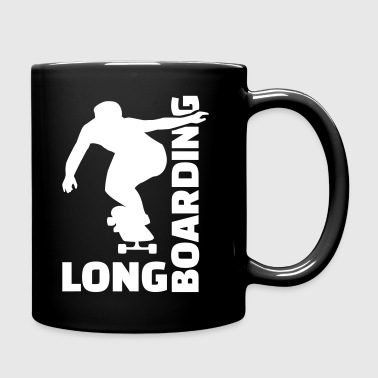 Longboarding - Full Color Mug