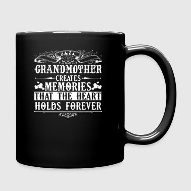 Grandmother Created Memories Shirt - Full Color Mug