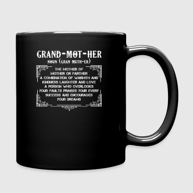 Grandmother Shirt - Full Color Mug
