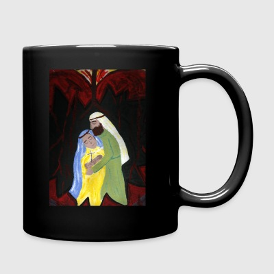 holy family - Full Color Mug