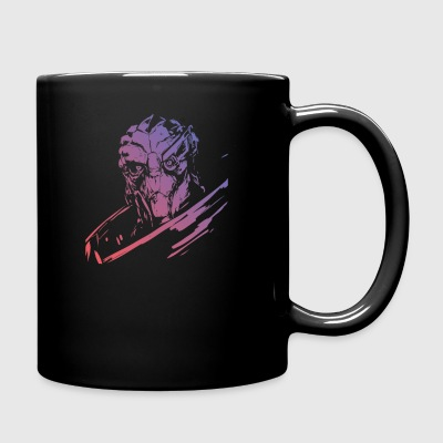 Garus Mass Effect - Full Color Mug
