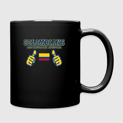 COLOMBIAN DESIGN - Full Color Mug