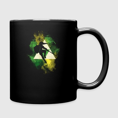 Elf in Space - Full Color Mug