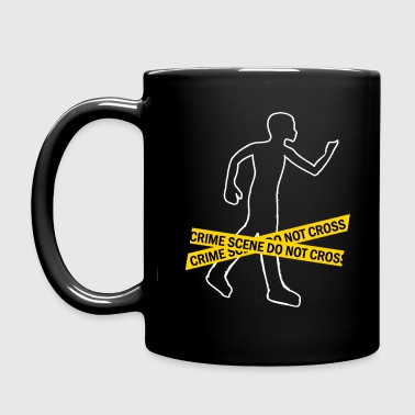 Crime Scene - Full Color Mug