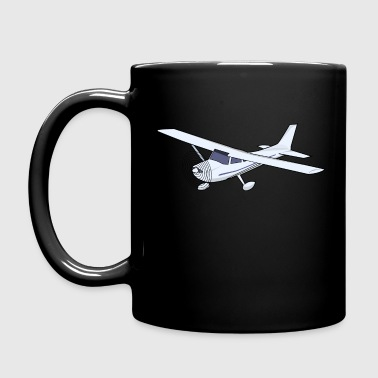 Aircraft plane - Full Color Mug
