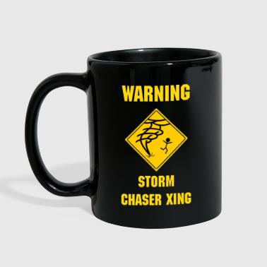 Tornado Sign (Tornado Chasers) - Full Color Mug