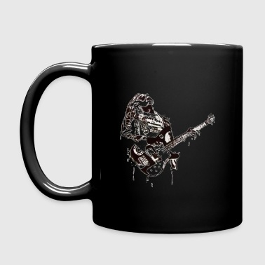 bass guitar - Full Color Mug