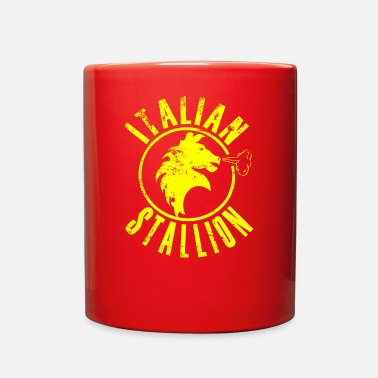 Stallion Italian Stallion - Full Color Mug