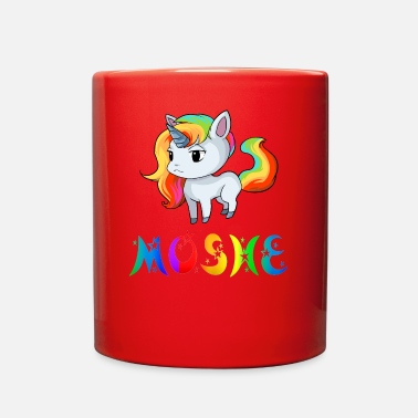 Mosh Moshe Unicorn - Full Color Mug
