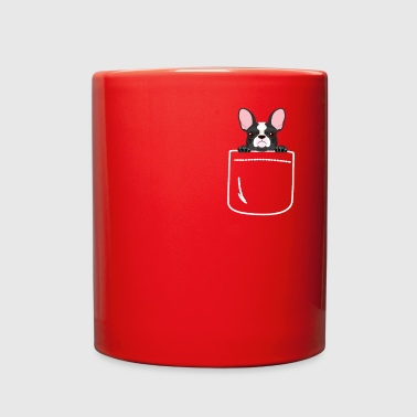 French Bulldog In Your Pocket Sweet Puppy - Full Color Mug