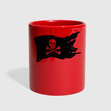 Pirate Flag - Full Color Mug